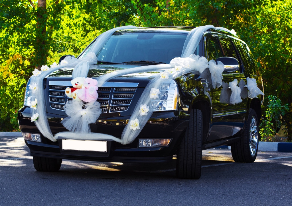 NYC Luxury Wedding Transportation